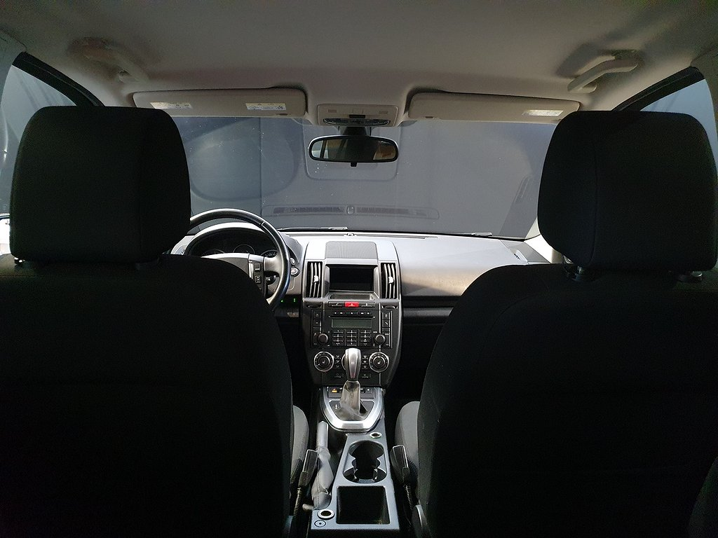 Land Rover Freelander SD4 4WD Automat 190hk