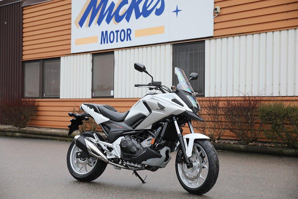 Honda NC 750 X ABS demo - Prissänkt!