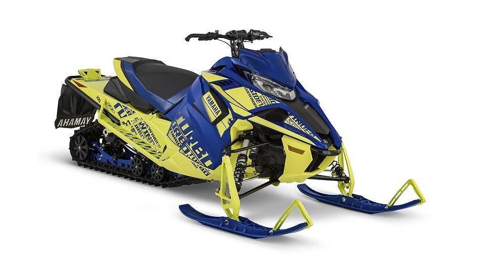 Yamaha Sidewinder L-TX 137 LE