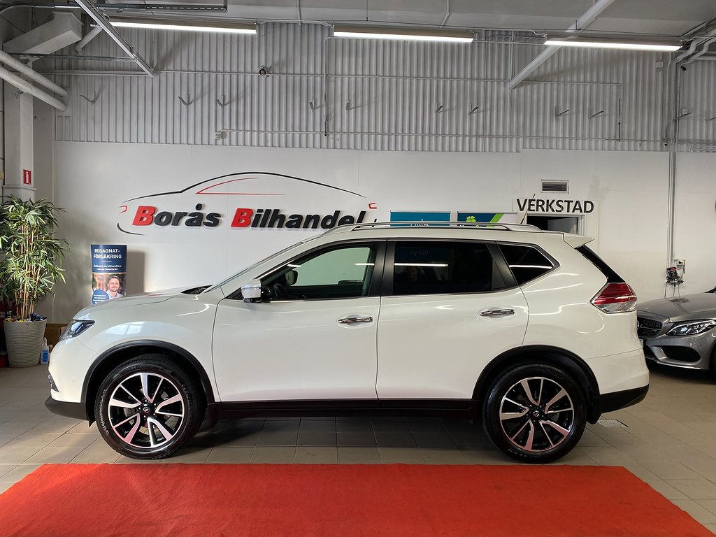 Nissan X-Trail 1.6 dCi DPF XTRONIC-CVT#1,99% Euro 6 130HK