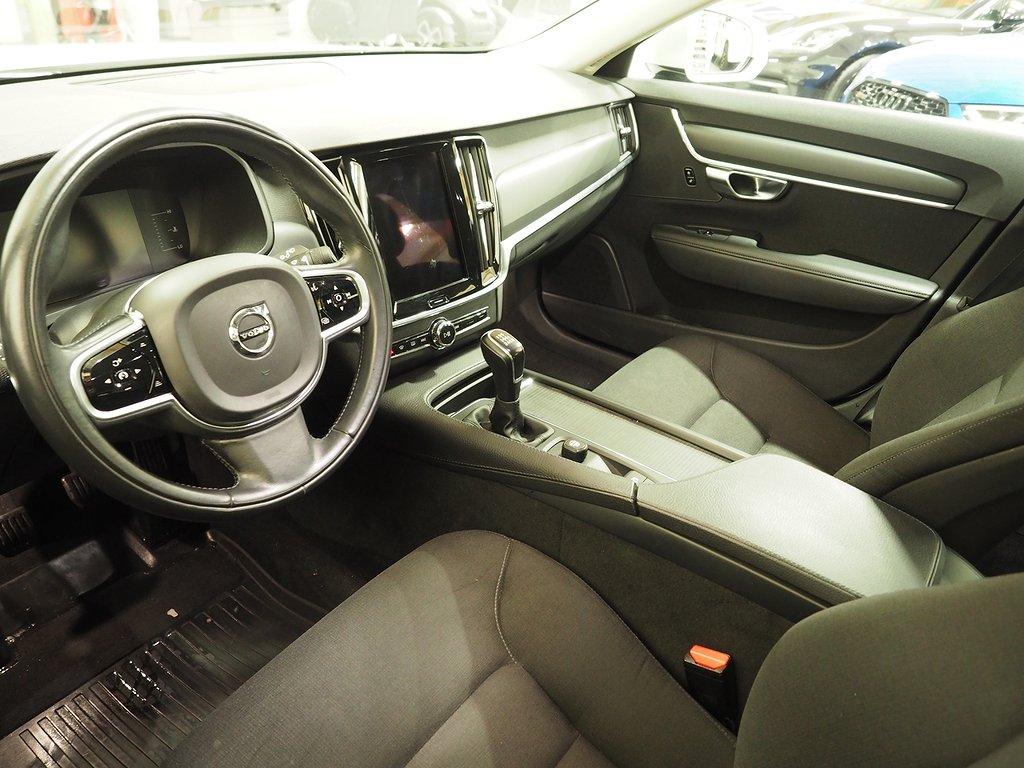 Volvo V90 D4 Business Euro 6 190hk Leasebar 2018
