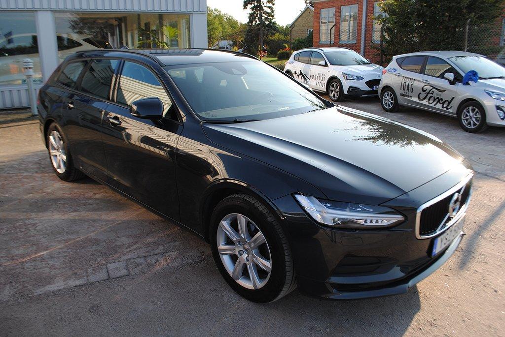 Volvo V90 D4 AWD Aut Business 190hk *Drag*