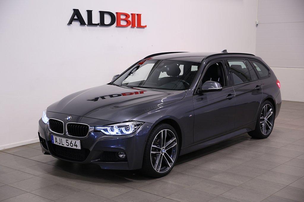 BMW 320 d 190hk xDrive Touring M-Sport / Skinn / Drag / Nav