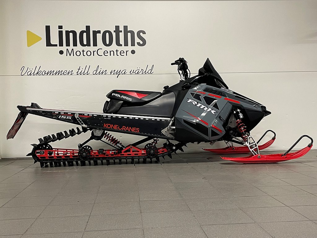 "Polaris RMK Scandinavian Beast 155"" -15"