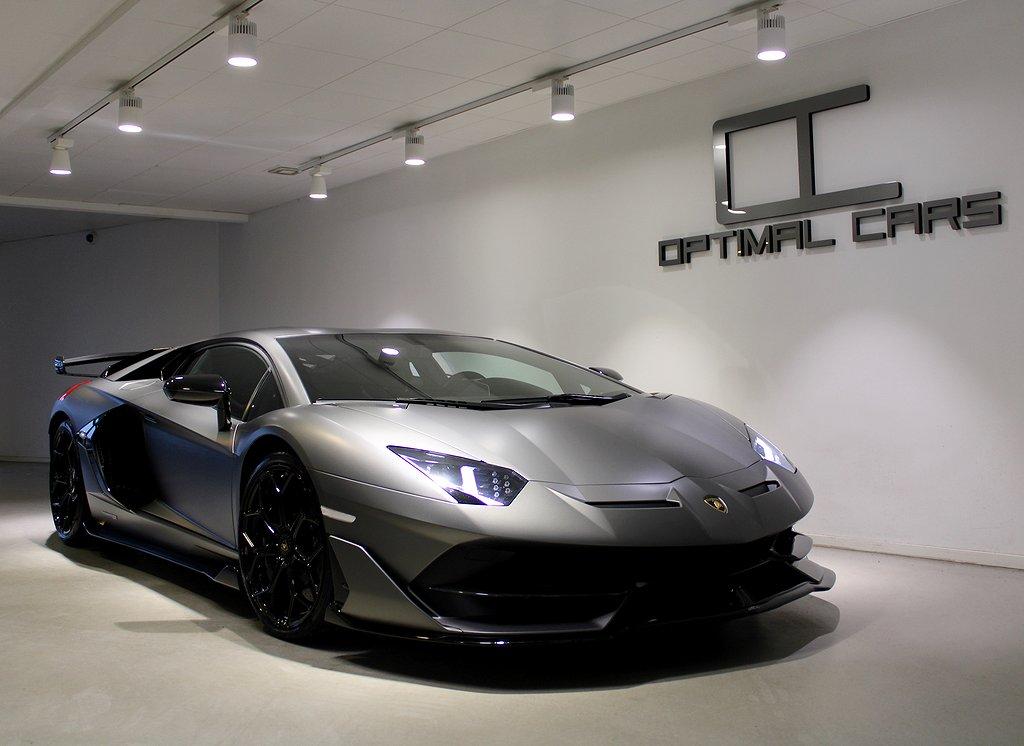Lamborghini Aventador SVJ LP770 Grigio-Titans 1/900 Carbon