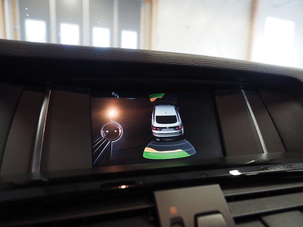 BMW X4 xDrive20d Euro 6 190hk (Drag) 2016
