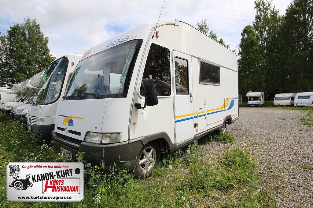 Eura Mobil Integra 566 LS