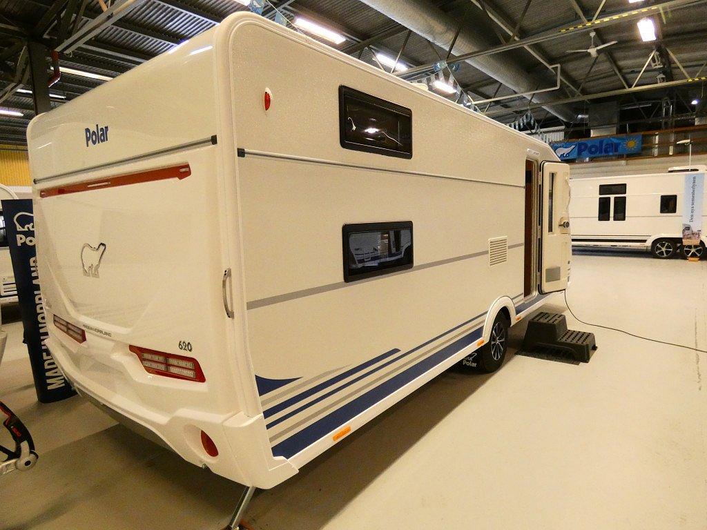 Polar 620 BK VK Edition