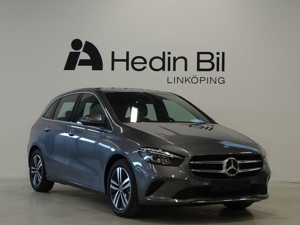 Mercedes-Benz B 200 d Navigation Backkamera Större Mediedisplay Apple-Carplay