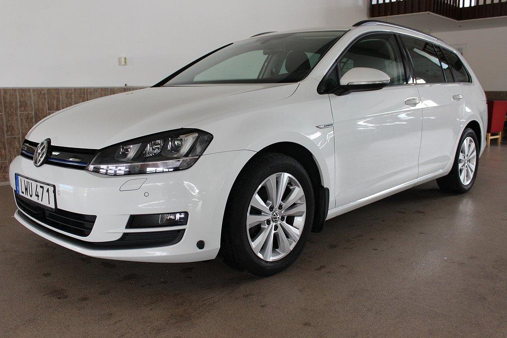 Volkswagen Golf 1.4 TGI EU6 110 HK CNG Premium, Style