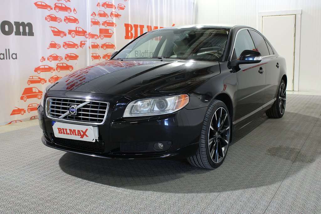 Volvo S80 2.5T Geartronic Momentum 200hk