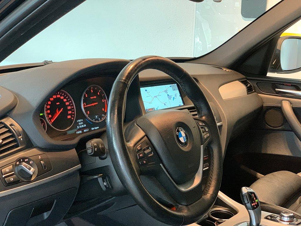 Bild till fordonet: BMW X3