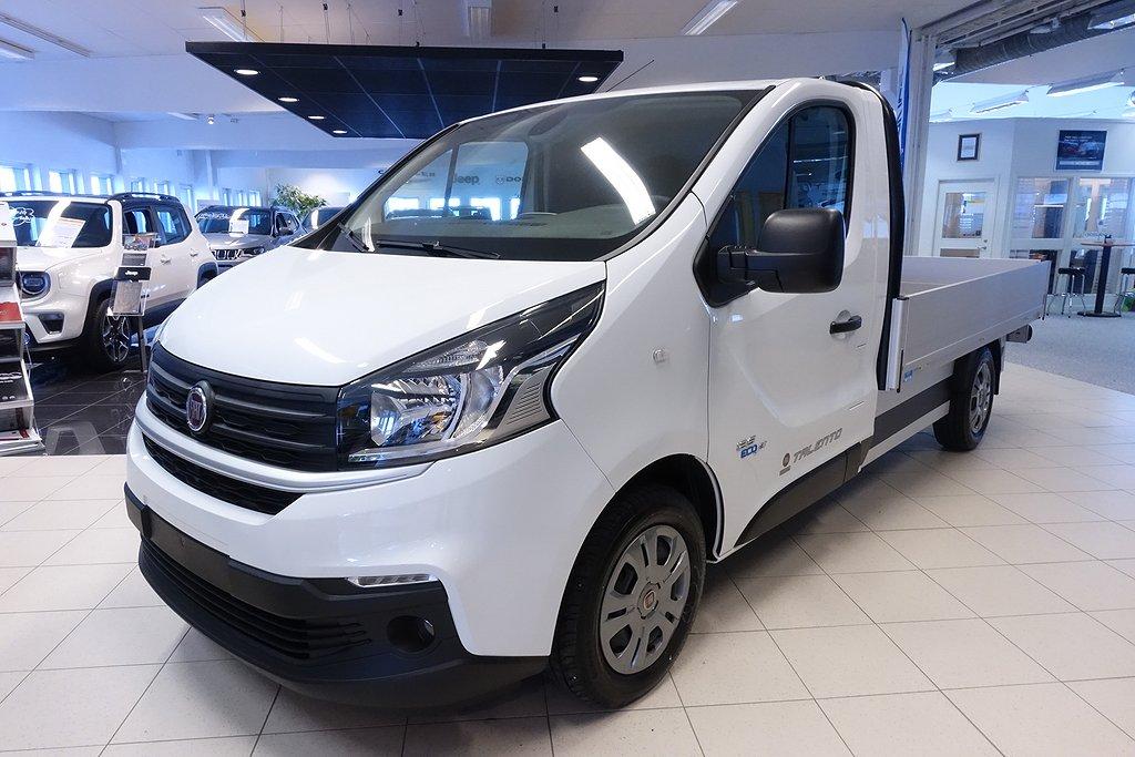 "Fiat Talento Pickup NORDIC L2 1.6 125 hk ""V-hjul"""