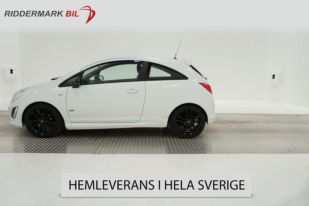 Opel Corsa 1.4 Twinport 3dr (100hk)