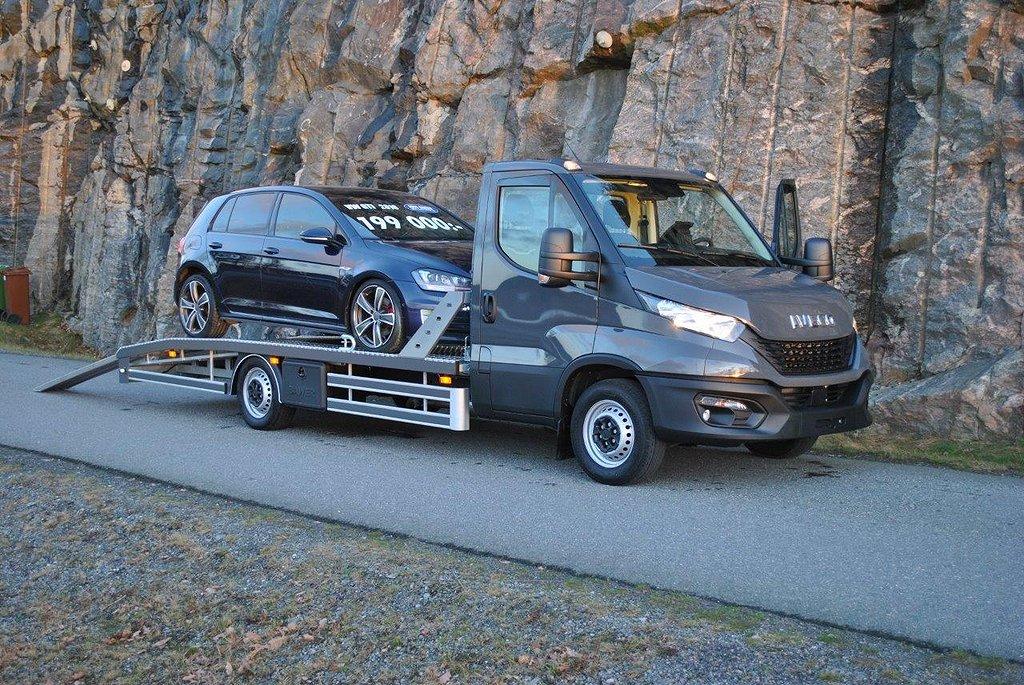 Iveco Iveco Daily 35S18H Biltransport 3.0L 180HK