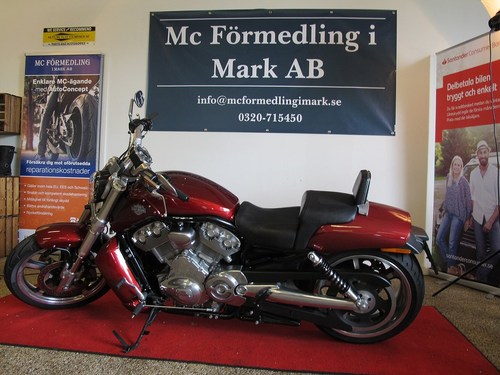 Harley-Davidson VRSCF