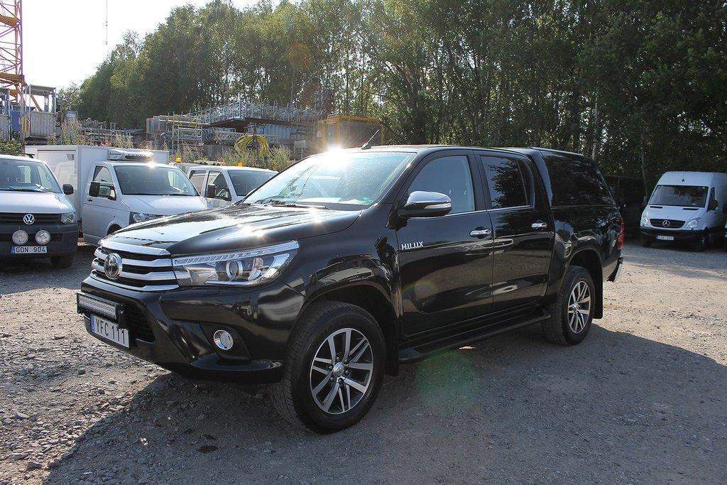 Toyota Hilux 2.4 AWD AUT Double Cab*