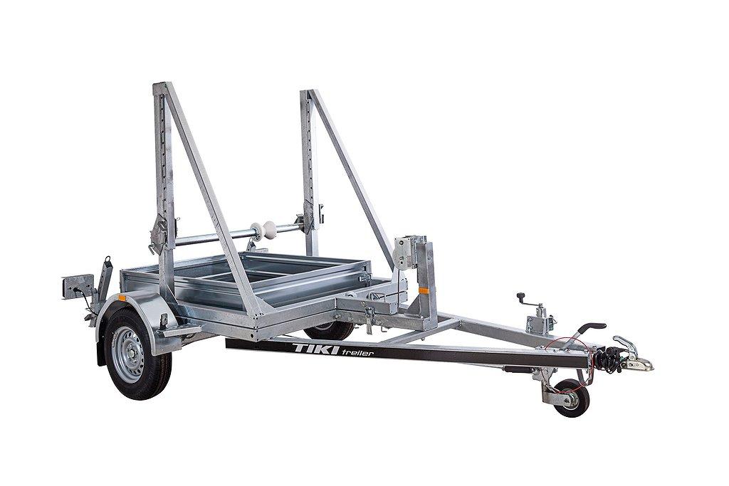 Tikitreiler KP1500-RB 1500 kg