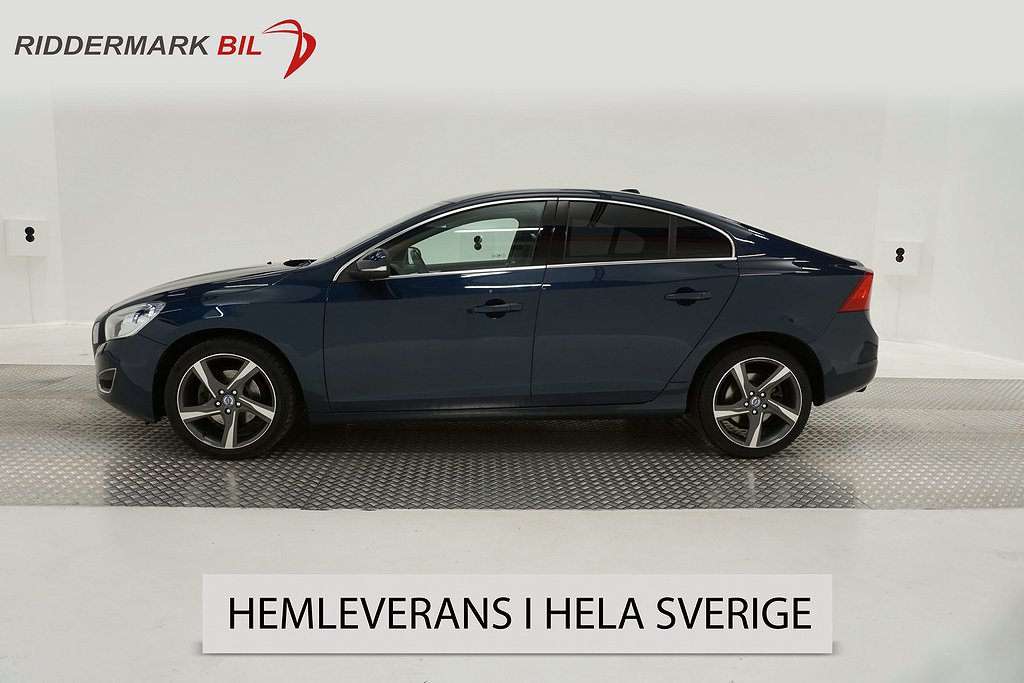 Volvo S60 2.0T (203hk)
