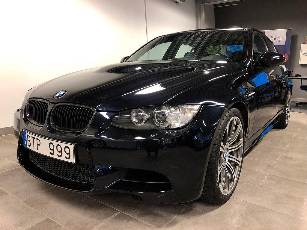 BMW M3 Sedan 420hk  Svensksåld