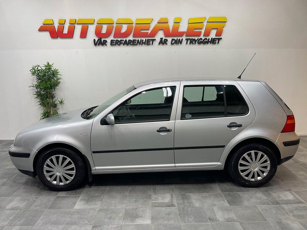 Volkswagen Golf 5-dörrar 1.6 Comfort 105hk