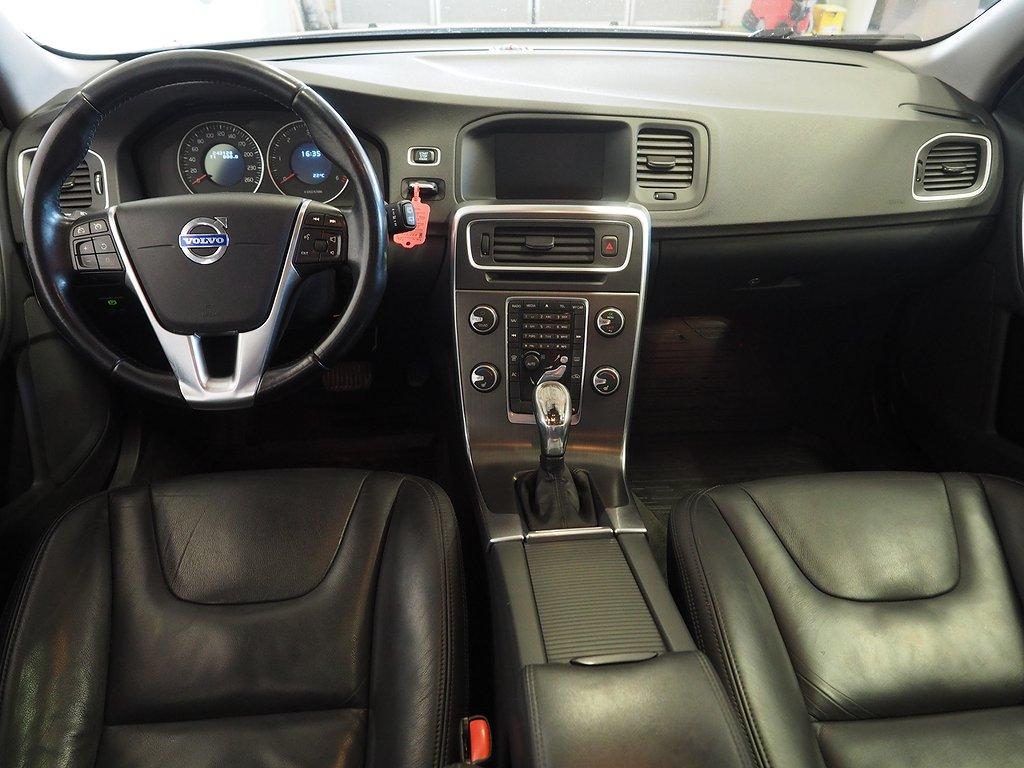 Volvo V60 D4 AWD Momentum 163hk (Taklucka, VOC) 2013