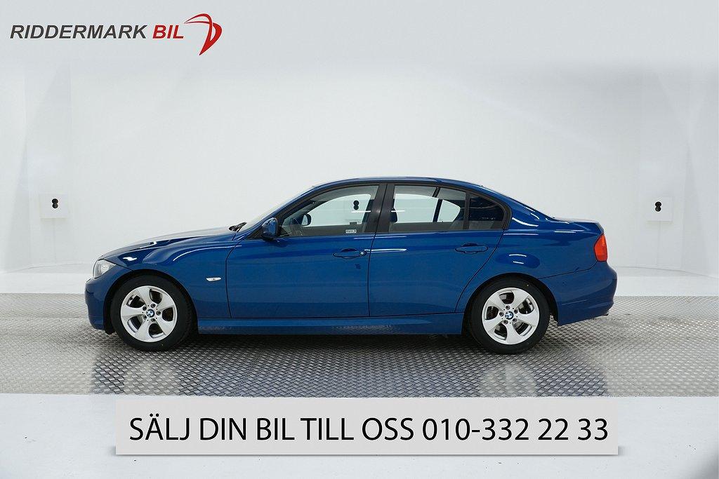 BMW 320d Sedan EfficientDynamics, E90 (163hk)