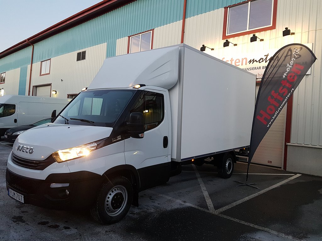 Iveco DAILY FAST LANE 156hk BAKGAVELLYFT 0:- KONTANT!
