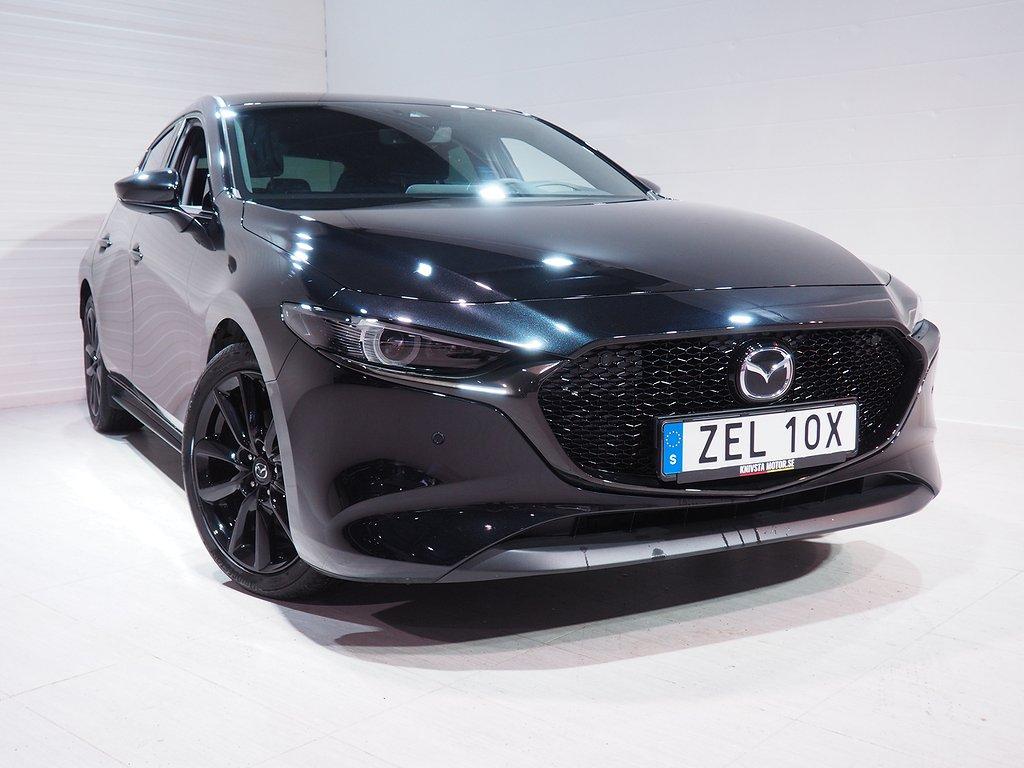 Mazda 3 Sport 2.0 SKY TECH M-Hybrid AWD Automat DEMO 180hk 2020