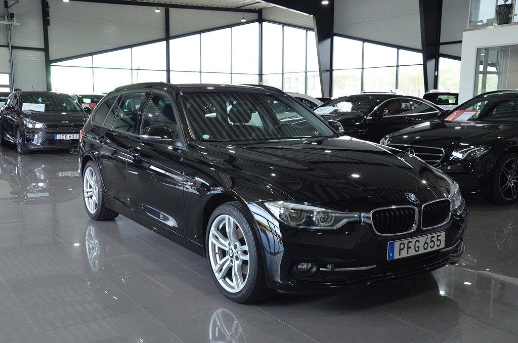 BMW 320 d xDrive Touring Steptronic Sport line Euro 6 190hk