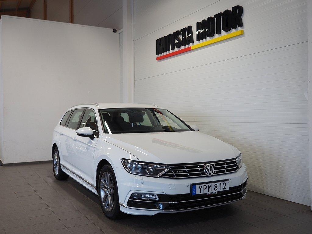 Volkswagen Passat SC 2.0 TDI 190hk | R-Line | D-värm | 2018