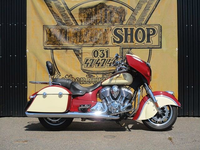 Indian Chieftain