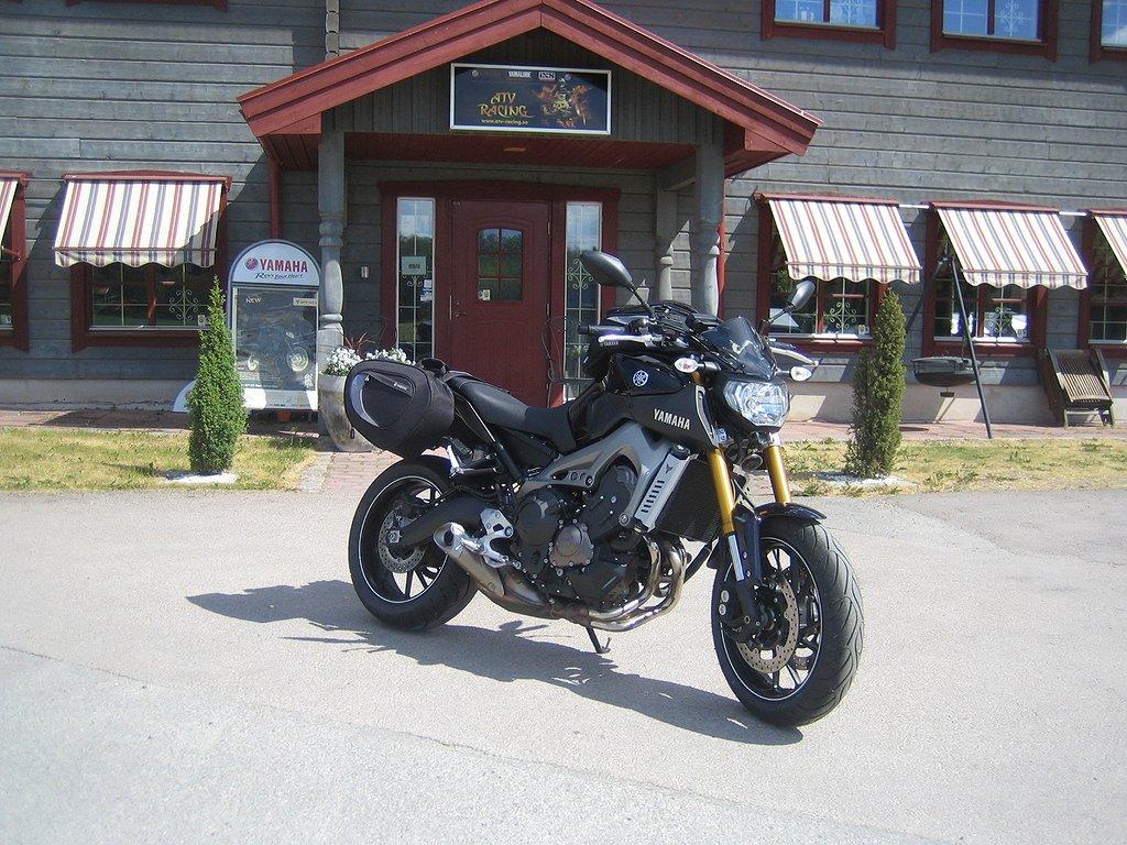 Yamaha MT 09 ABS Endast 1 ägare , Fint skick