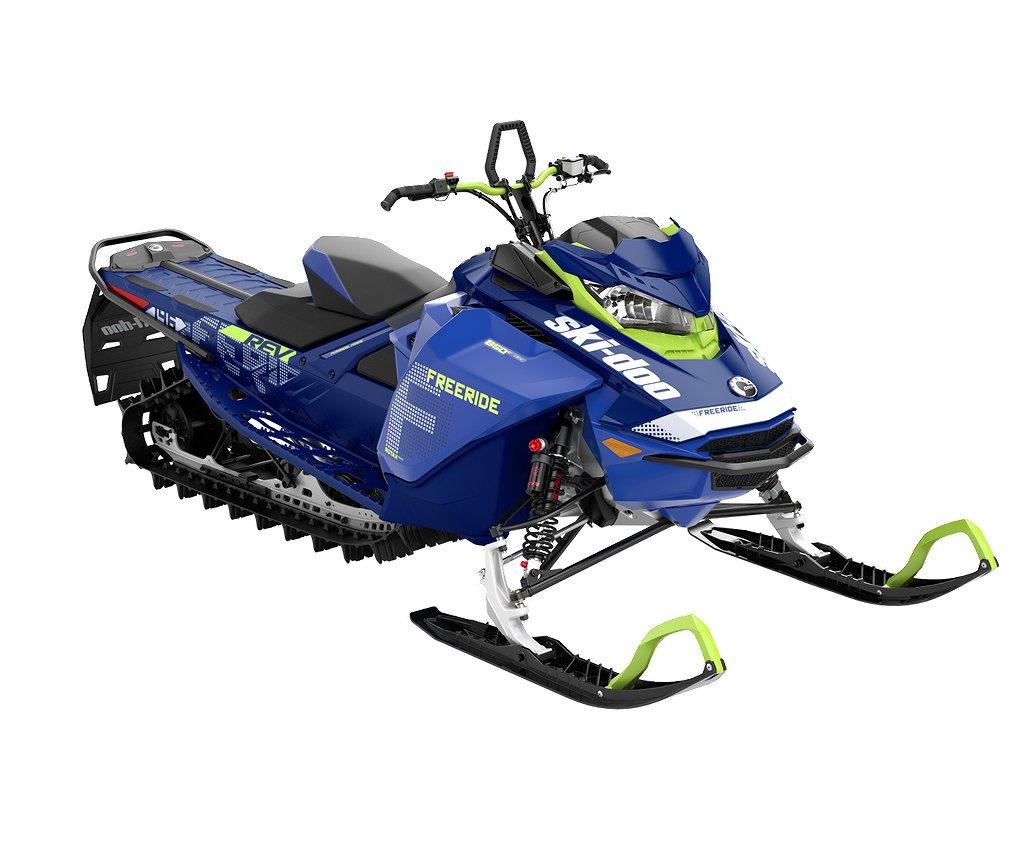 Ski-doo FREERIDE 146 850 Es