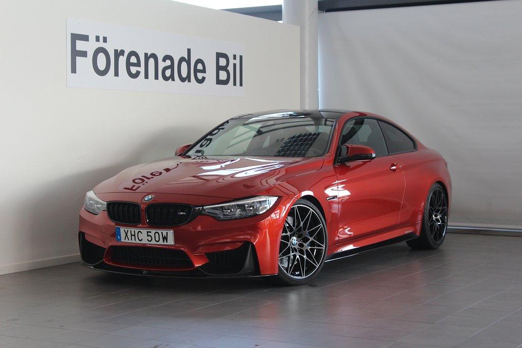 BMW M4 Coupe Competition M Performance Aut Nav H/K