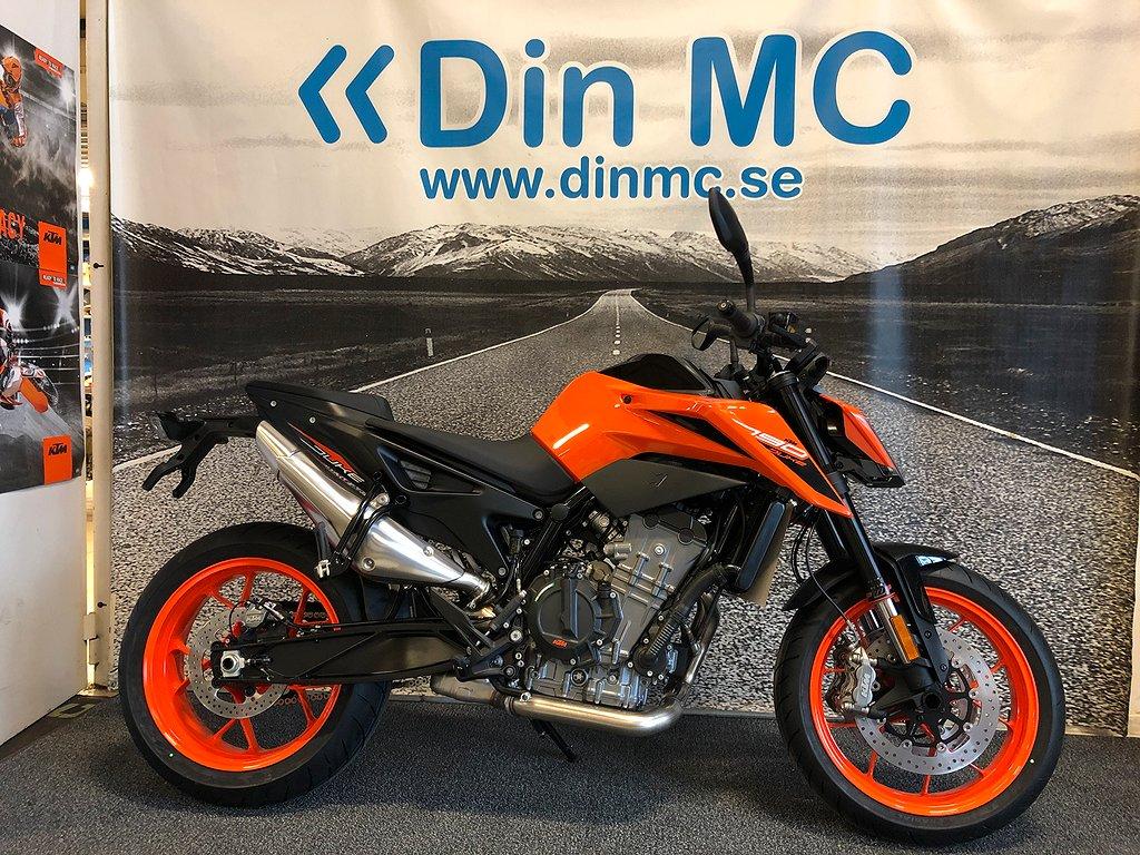 KTM 790 Duke 2020 Svart eller Orange i butik!