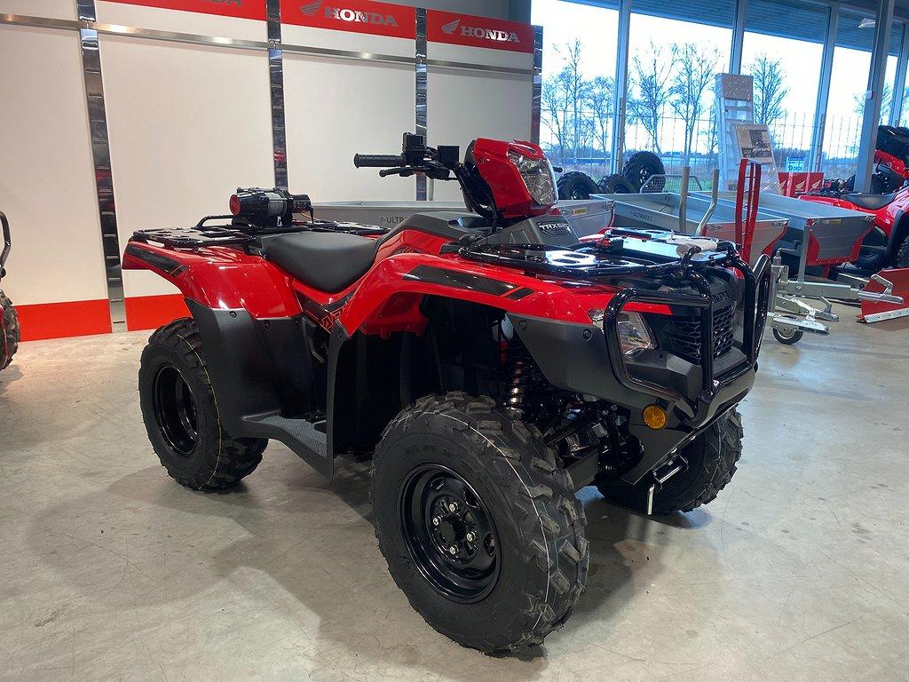 Honda Foreman 520 Adventure