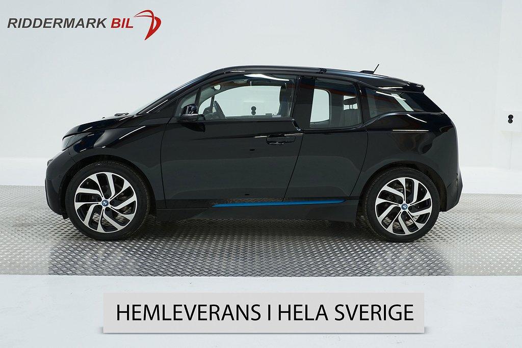BMW i3 REX 94Ah, I01 (170hk)