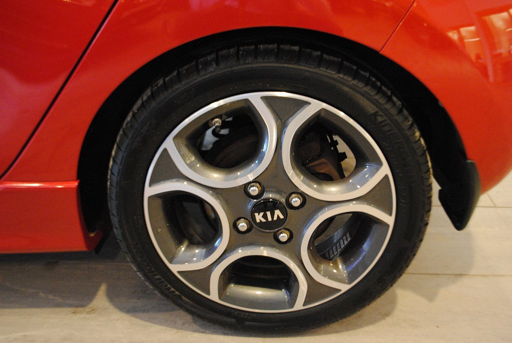 Kia Picanto 1.0 Special Edition 69hk *Navi/Backkamera*