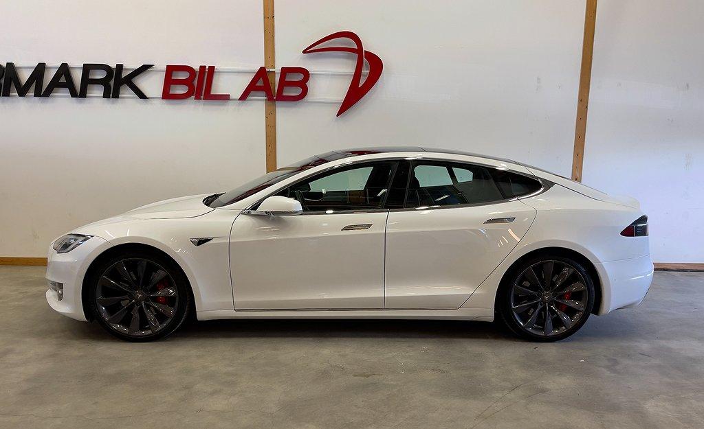 Tesla Model S P100D (772hk)