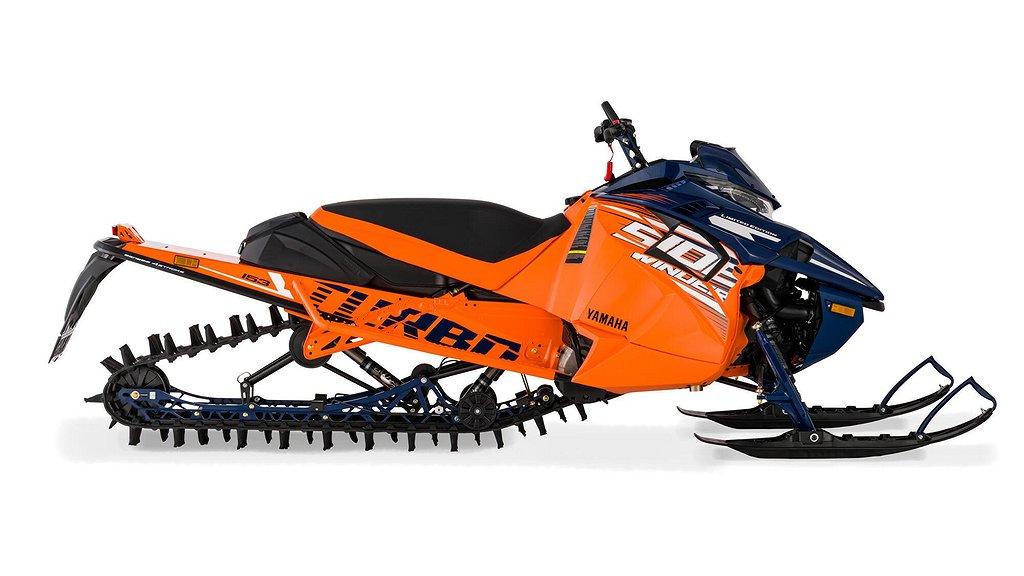 Yamaha Sidewinder MTX 153 - Nyhet 2021
