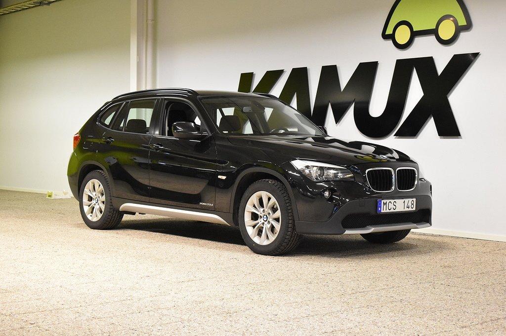 BMW X1 SÖNDAGSÖPPET 23/2 xDrive20d | Aut PDC S&V-Hjul (177hk)