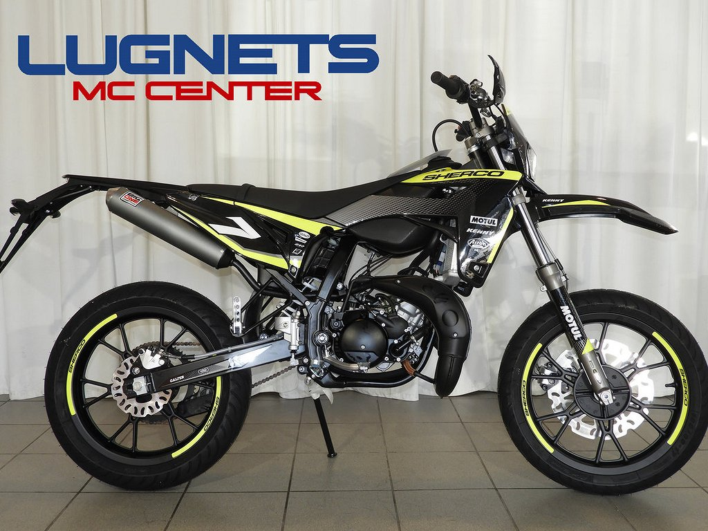 Sherco 50 SM-R  EU-Moped