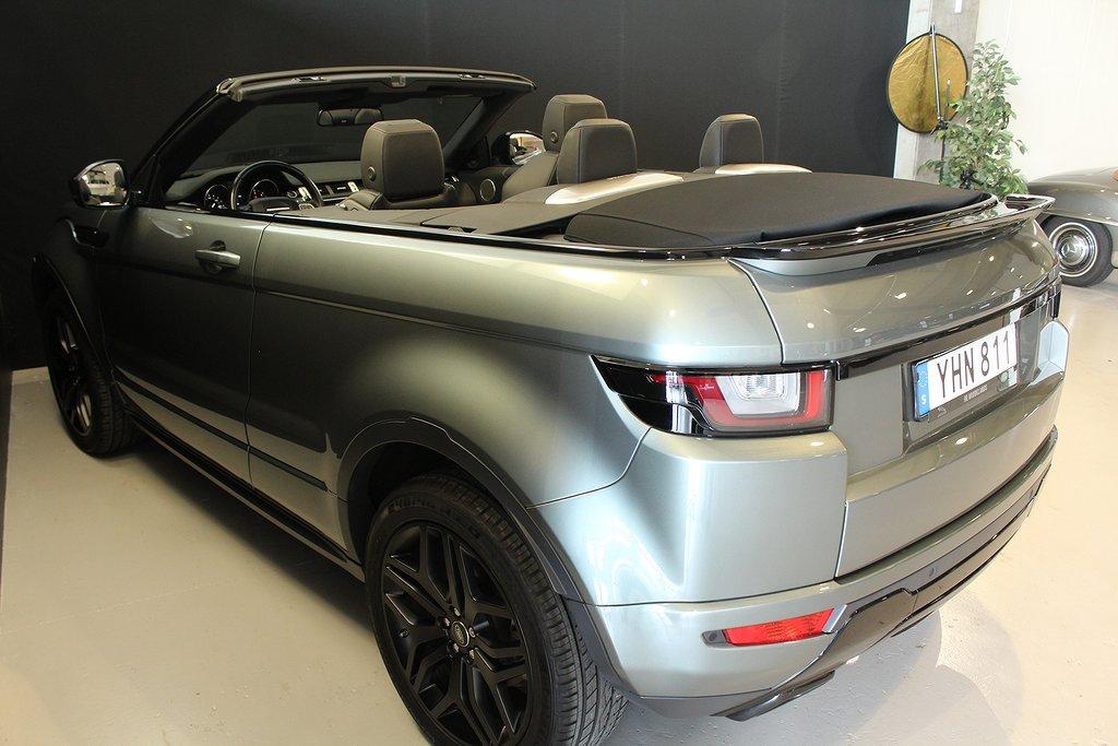 Land Rover Range Rover Evoque TD4 HSE Dynamic