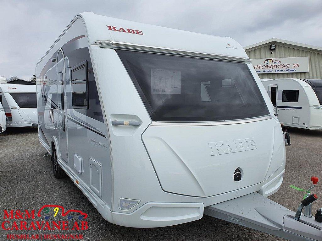 Kabe Imperial 560 XL KS Dubbelbädd