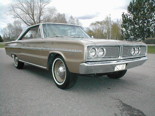 Dodge Coronet  426 HEMI -1966