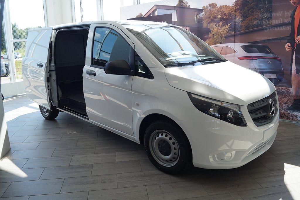 Mercedes-Benz Vito 110 CDI Lång / Förarpaket / Backkamera / 249.000:- ex moms