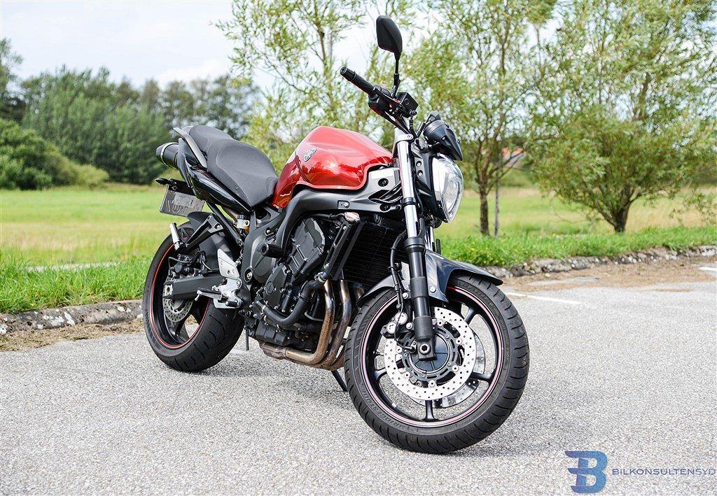 Yamaha FZ6-N S2 ABS 98Hk