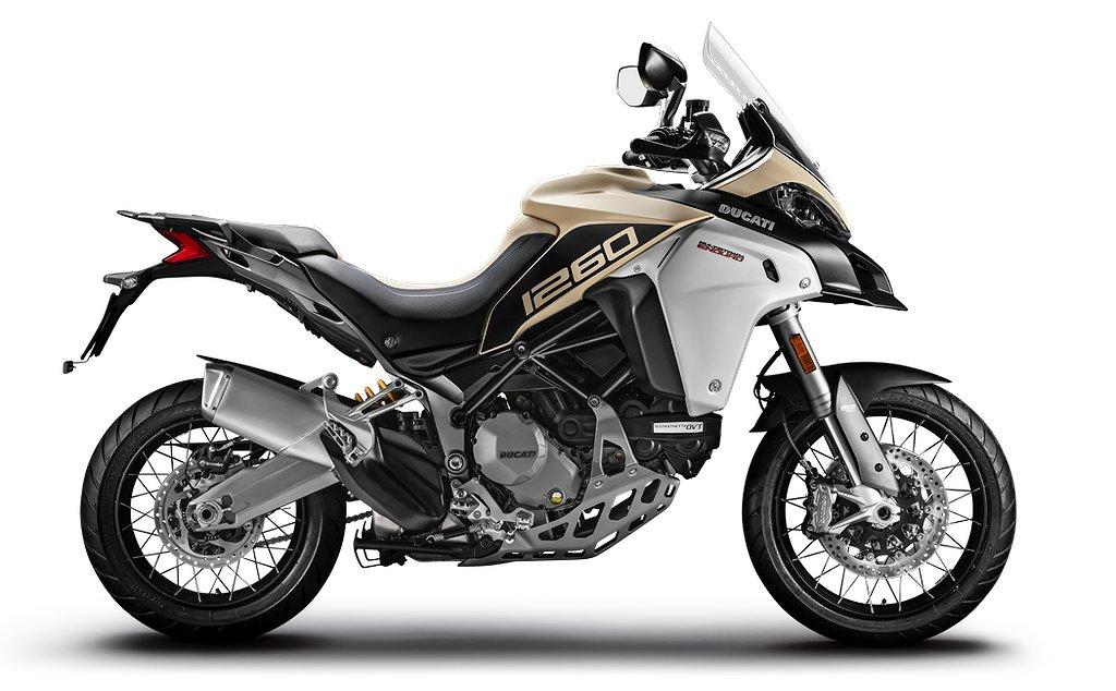 Ducati NYHET! Multistrada 1260 Enduro, ELiT MC Götebo