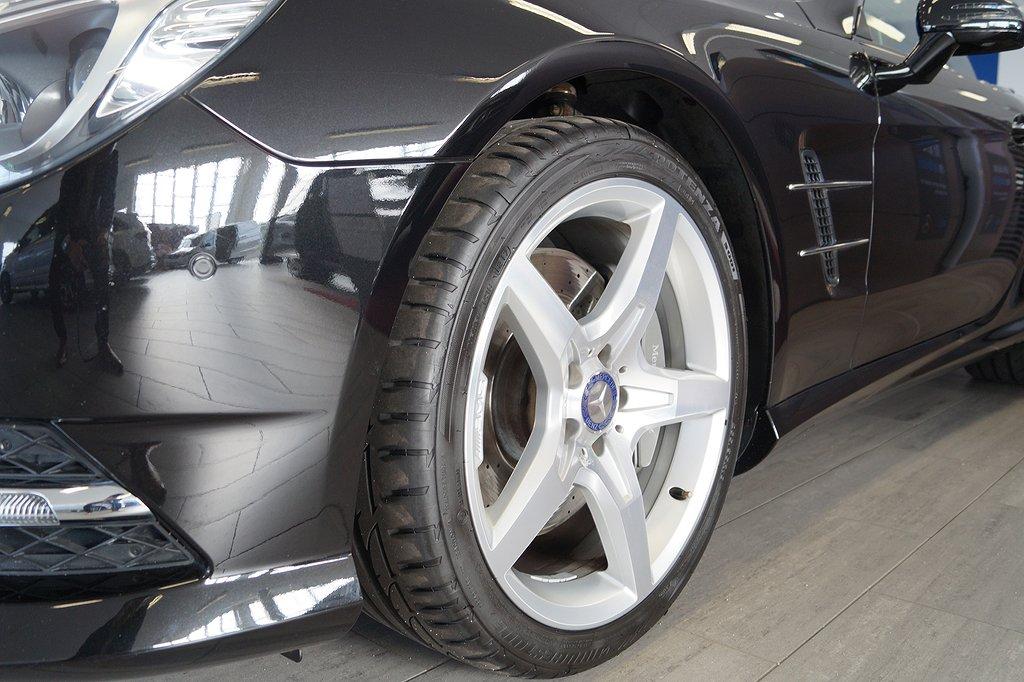 Mercedes-Benz SL 350 AMG Sport 306hk